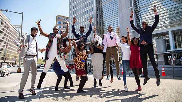 Blog4Dev a été lancé en 2014 par le bureau de la Banque mondiale au Kenya.